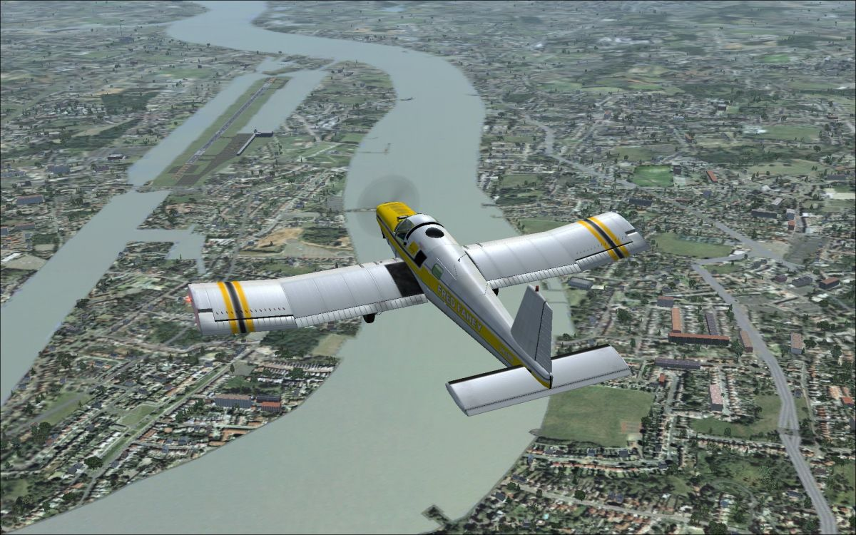 CUB Freelance Flight – EGKB [War Hero) - PIREP Input - Lynx HQ